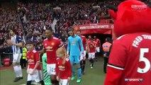 Manchester United vs West Brom - Highlights Resumen - 2018