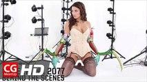 CGI Cyberpunk 2077 Behind the Scenes (Slideshow) | CGMeetup