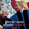 Barbara Bush, ex-première dame des États-Unis est décédée