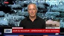 """#JourDuSouvenir: """"Quand on perd un soldat on se sent responsable"""", témoigne Meir Dahan, colonel de réserve de l'armée israélienne, sur i24NEWS"""