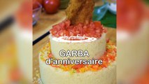La recette parfaite du Garba d'anniversaire!