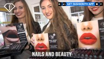 NAILS AND BEAUTY by hypnotic and VIP for Lips Lashes and Nails April 18 | FashionTV | FTV