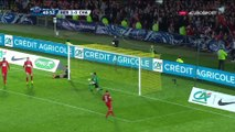Coupe de France, demi-finales : Vendée Les Herbiers Football - FC Chambly Oise (2-0), résumé I FFF 2018