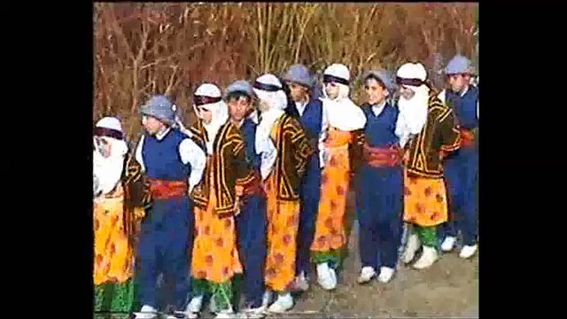 Hemide Amede - Şemmame Kürtçe Gowend Grani Halaylar (Official Video)