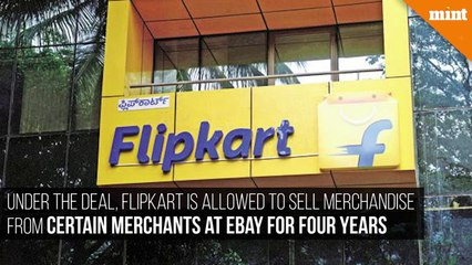 Walmart, eBay fresh round of talks for deal with Flipkart