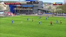 1-0 Borys Baranets Goal Ukraine  Persha Liga - 18 04 2018 Rukh Vynnyky 1-0 Kremen Kremenchuk