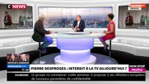 """Morandini Live : """"La volonté de Pierre Desproges était de faire tomber les barrières"""" (vidéo)"""