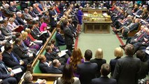 Theresa May apologises to Windrush generation at PMQs