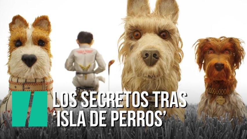 Los secretos tras 'Isla de Perros'