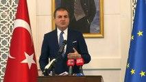 AB Bakanı Çelik: '(AB raporu) Türkiye ile AB arasındaki ilişkinin potansiyelini yansıtmaktan uzak' - ANKARA