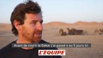 Villas-Boas «Le Merzouga est comparable au Dakar, une bonne chose pour moi» - Rallye - Merzouga