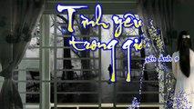 [Karaoke] TÌNH YÊU ĐẾN TRONG GIÃ TỪ - Nguyễn Ánh 9 (Giọng Nữ: Am)