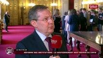 Réformes des institutions : « Le Parlement français est l'un de ceux qui a le moins de pouvoirs »
