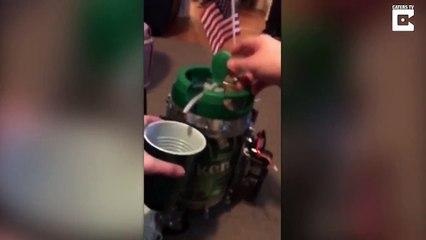 Un robot bière... un robot indispensable
