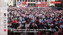 Le tour de Bretagne en cinq infos - 18/04/2018