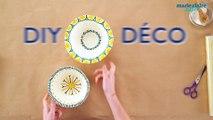 DIY déco: créer un bol en papier mâché
