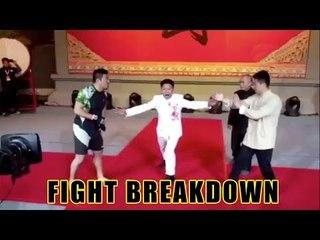 Wing Chun Kung Fu vs MMA | Xu Xiaodong fight breakdown