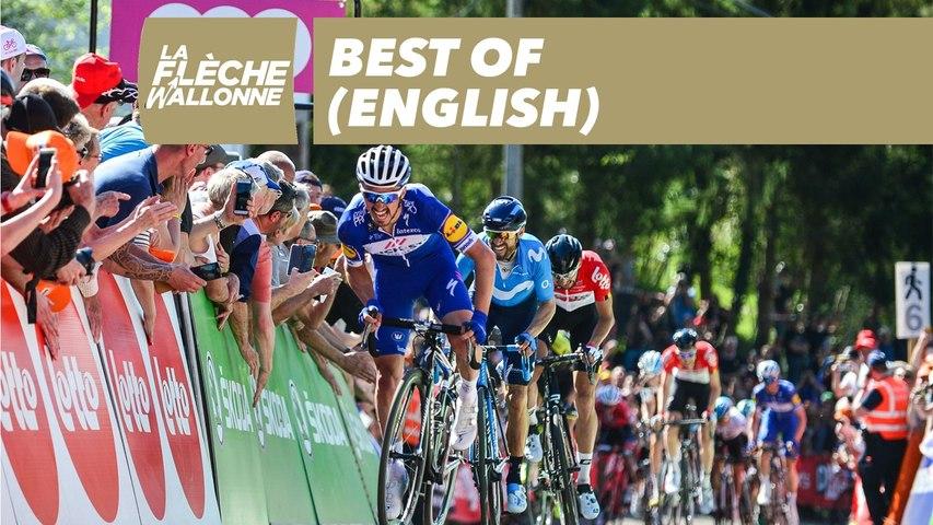 Best of (English) - La Flèche Wallonne 2018