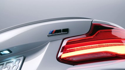 The new BMW M2 Competition Exterior Design