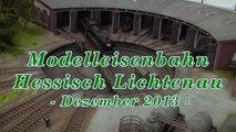 Modelleisenbahn Hessisch Lichtenau Spur H0 Holle Modellbahn mit Rheingold-Express - Ein Video von Pennula für alle Freunde von Modellbahnen und Modelleisenbahnen