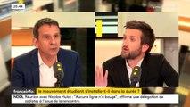 """Éric Mettout (L'Express) :""""Ça fait 30 ans qu'on laisse pourrir le système"""""""