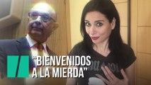 """""""Bienvenidos a la mierda"""", por Marta Flich"""