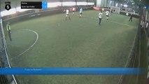 Faute de Benjamin - Konica Vs Team des Fratés - 18/04/18 19:00 - Bezons (LeFive) Soccer Park