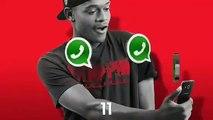 Ta pa ken Jhuriel Plantijn ta manda tantu Whatsapp anto? Kontestá e pregunta i gana un LTE Bundle di 1 dia. Si bo tambe ke Whatsapp pa loko, ata bo chèns pa m