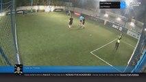 Faute de Thomas - Les Collegues Vs Les Poteaux - 18/04/18 20:30 - Antibes Soccer Park
