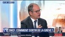 """La grève à la SNCF coûte """"environ 20 millions d'euros par jour"""", selon le PDG de SNCF Réseau"""