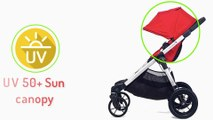 Baby Jogger City Select Double Jogging Stroller with Second Seat Review