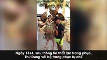 """Không hiểu câu hỏi tiếng Anh, Thư Dung """"cầu cứu"""" phiên dịch và trả lời luôn bằng tiếng Việt"""