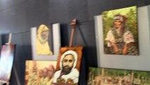 Betina dalila artiste peintre. artiste d'algerie*