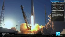 Space: TESS spacecraft blasts off on quest to find new habitable planets
