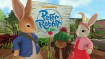 Petter Rabbit:{Full Episode} The Tale of the Squeaky Toy The Tale of the Flying Rabbits {Animation 2018}