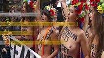 Seins nus, slogans incisifs, actions coups de poing... Les Femen, dix ans d'activisme choc