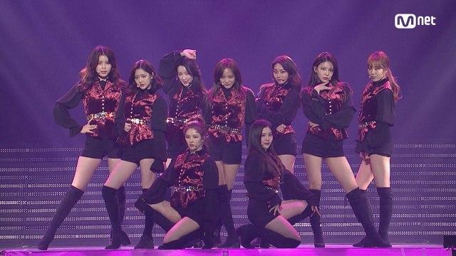 KCON 2018 JAPAN×M COUNTDOWN|구구단(gugudan) _ INTRO + The Boots