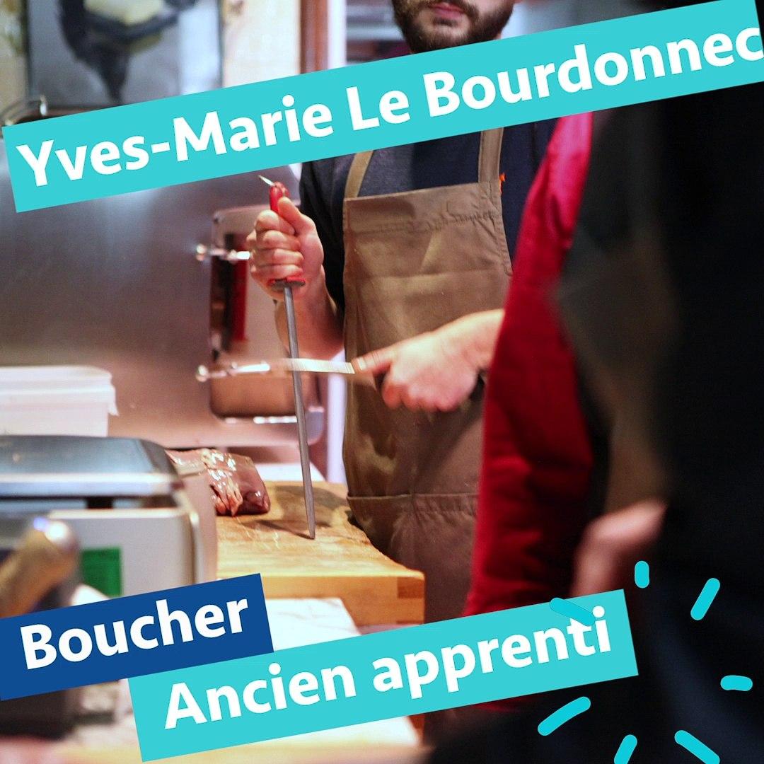 Yves Marie Le Bourdonnec - Boucher