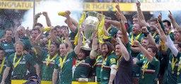 Les équipes les plus titrées en Championnat d'Angleterre de Rugby à XV