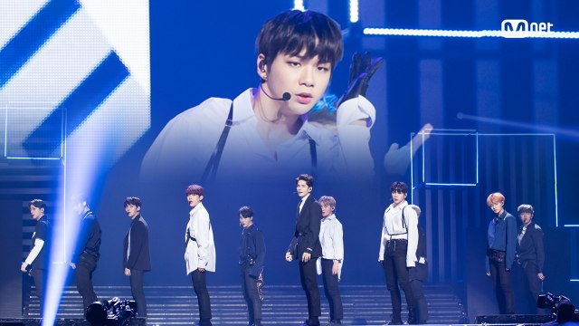 KCON 2018 JAPAN×M COUNTDOWN 워너원(Wanna One) _ INTRO + 부메랑(BOOMERAND)