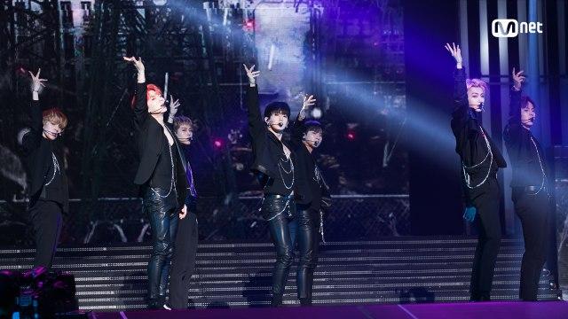 KCON 2018 JAPAN×M COUNTDOWN 몬스타엑스(MONSTA X) _ INTRO + Jealousy