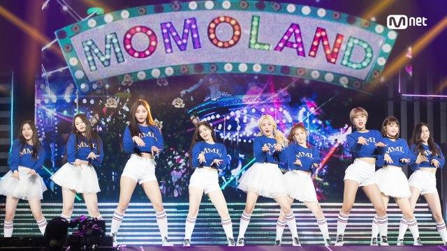 KCON 2018 JAPAN×M COUNTDOWN|모모랜드(MOMOLAND) _ INTRO + 뿜뿜(BBoom BBoom)