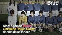 VIDEO - Rencontre avec Ghislaine Royer-Souef, pionnière du football féminin français