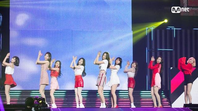 KCON 2018 JAPAN×M COUNTDOWN|트와이스(TWICE) _ INTRO + What is Love?
