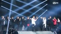 KCON 2018 JAPAN×M COUNTDOWN|세븐틴(SEVENTEEN) _ UNIT INTRO + 박수(CLAP)