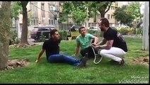 دوربین مخفی ایرانی  شوخی های خیلی خیلی خرکی با مردم و واکنش مردم