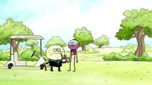 Regular Show S03  Episode 27 Dead At Eight