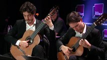 Claude Debussy / arrangement Quatuor Eclisses : Suite Bergamasque   I. Prélude   II. Menuet   III. Clair de lune   IV. Passepied