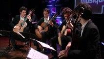 Boccherini / arrangement Quatuor Eclisses : Quintette pour guitare et cordes n° 4 en ré majeur G. 448, extraits : III. Grave assai & Fandango