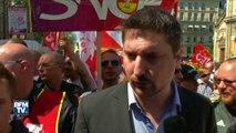 """Laurent Brun (CGT): """"Nous voulons des garanties"""""""